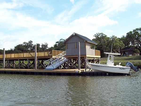 US Fish and Wildlife Refuge Blackbeard Island, GA