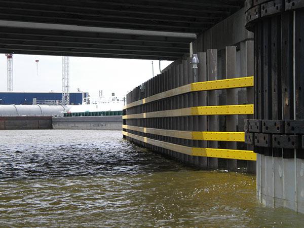 Houston, TX composite pilings