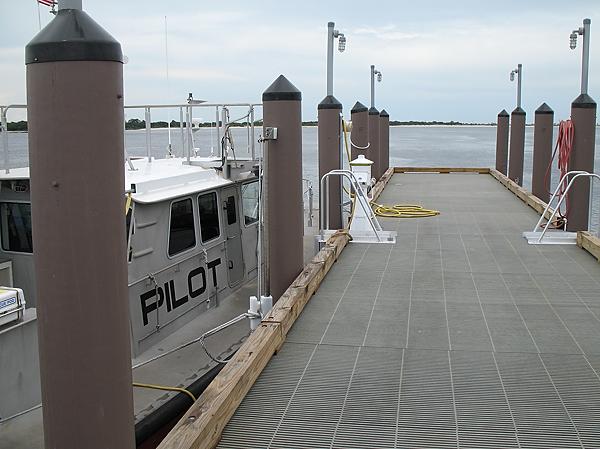 St John's Bar Pilots, FL | Pearson Pilings