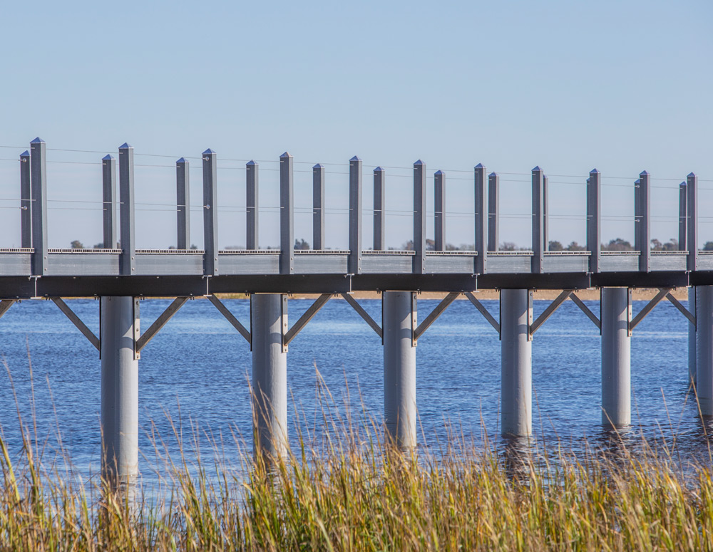 all composite dock | Pearson Pilings data-title=