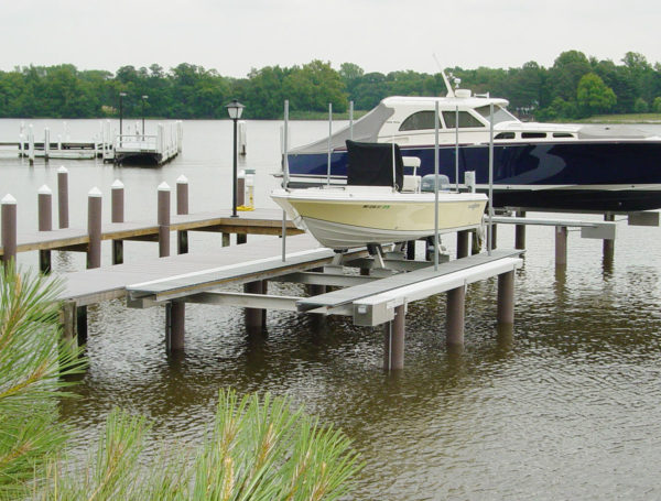 Galesville, Maryland dock